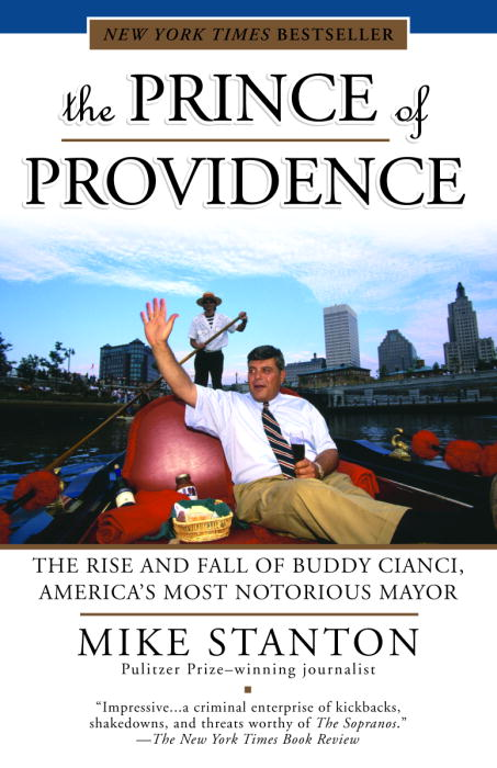 The Prince of Providence By Stanton, Mike/ Stanton, Mike (AFT)